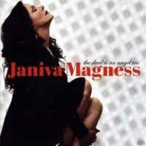 0014551493525 : MAGNESS JANIVA : DEVIL IS AN ANGEL TOO