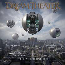 DREAM THEATER - THE ASTONISHING 4 LP Box Set (RR7493-1) ROADRUNNER/EU MINT