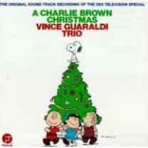 VINCE GUARALDI TRIO - A CHARLIE BROWN CHRISTMAS 1988/2015 (F-8431, GREEN VINYL) FANTASY/USA MINT