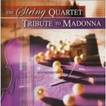 0027297867529 : VARIOUS (STRING QUARTET) : MADONNA TRIBUTE