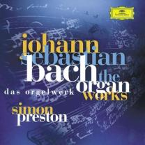 0028946942024 : PRESTON SIMON : BACH:ORGAN WORKS