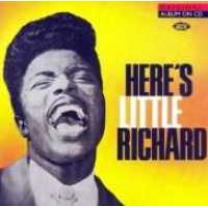 0029667112826 : RICHARD LITTLE : HERE S LITTLE RICHARD