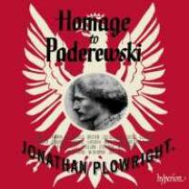 0034571179032 : PLOWRIGHT JONATHAN : HOMAGE TO PADEREWSKI