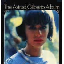 ASTRUD GILBERTO - THE  ASTRUD GILBERTO ALBUM 1965/2010 (V6-8608) VERVE/EU MINT