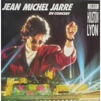 JEAN MICHEL JARRE - CONCERT HOUSTON/LYON 1986 (833126-1, RE-ISSUE) GAT, DREYFUS/EU MINT