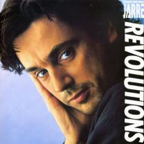 JEAN MICHEL JARRE - REVOLUTIONS 1988 (837 421-1) DREYFUS/FRANCE MINT