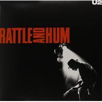 U2 - RATTLE AND HUM 2 LP Set 1988 (842 299-1) GAT, ISLAND/EU MINT