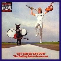 ROLLING STONES - GET YER YA-YAS OUT 1 LP 1970/2003 (882 333-1) ABKCO/USA MINT