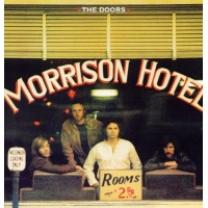 DOORS - MORRISON HOTEL 1970 (7559-60675-1, 180 gm.) GAT, WARNER/ELEKTRA/EU MINT