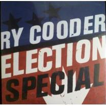 RY COODER - ELECTION SPECIAL 2012 LP+CD (531159-1) WARNER/EU MINT