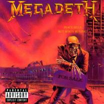 MEGADETH - PEACE SELLS… BUT WHO