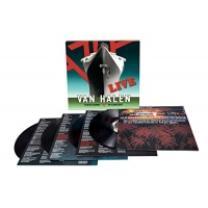 VAN HALEN - TOKYO DOME IN CONCERT 4 LP-BOXSET 2015 (81227955212, 180 gm.) WARNER/EU MINT