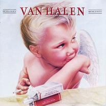 VAN HALEN – 1984, 2015 (081227955267, 180 gm. RE-ISSUE) WARNER/EU MINT