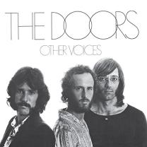 DOORS - THE OTHER VOICES 1971 (081227955410, 180 gm. RE-ISSUE) GAT, RHINO/USA MINT