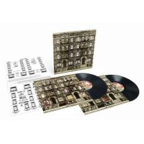 LED ZEPPELIN - PHYSICAL GRAFFITI 2 LP Set  (8122796578, Remastered by Jimmy Page, 180 gm.) EU MINT