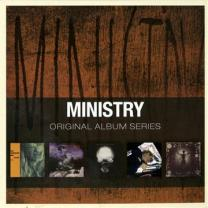 0081227975418 : MINISTRY : ORIGINAL ALBUM SERIES