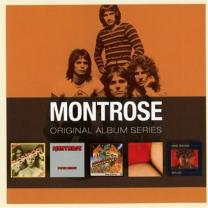 0081227975968 : MONTROSE : ORIGINAL ALBUM SERIES