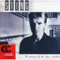 STING - DREAM OF THE BLUE TURTLE 1985 (0082839375016) A&M/GER. MINT