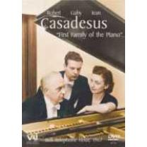 0089948427698 :  : CASADESUS - FIRST FAMILY OF THE PIANO