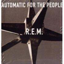 R.E.M. - AUTOMATIC FOR THE PEOPLE 1992 (9362-45055-1, RE-ISSUE) WARNER/GER. MINT