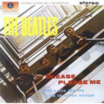 BEATLES - PLEASE PLEASE ME 1963/2012 (PCS 3042, REMASTERED, 180 gm.) EMI/APPLE/EU MINT