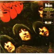 BEATLES - RUBBER SOUL 1965 (PCS 3075, REMASTER 2009) EMI/APPLE/EU MINT