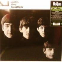 BEATLES - WITH THE BEATLES 1963 (PCS 3045, REMASTER 2009) EMI/APPLE/EU MINT