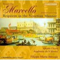 0095115063729 : ATHESTIS CHORUS/ACAD.D.L.MUSIC : REQUIEM IN THE VENETIAN MANNER ... (MARCELLO BENEDETTO)