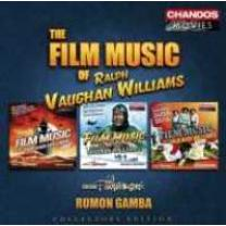 0095115152928 : VAUGHAN WILLIAMS RALPH (1872-1958) : FILMMUSIK (COMPLETE EDITION)
