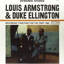 LOUS ARMSTRONG & DUKE ELLINGTON - RECORDING TOGETHER FOR THE FIRST TIME 1961 (SR52074) GAT, EU MINT