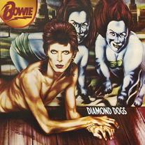 DAVID BOWIE - DIAMOND DOGS 1974/2016 (DB74761) GAT, PARLOPHONE/EU MINT