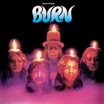 DEEP PURPLE - BURN 1974/2016 (0600753635841, 180 gm.) UNIVERSAL/EU MINT
