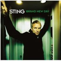 STING - BRAND NEW DAY 2 LP Set 1999/2016 (0600753704523, 180 gm.) GAT, UNIVERSAL/GER. MINT
