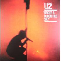 U2 - UNDER A BLOOD RED SKY 2008 (1764285, 180 gm. RE-ISSUE) UNIVERSAL/EU MINT