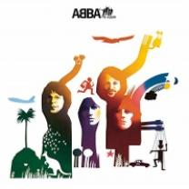 ABBA - THE ALBUM 1977 (GDC 50-1, 180 gm. RE-ISSUE) POLAR/UNIVERSAL/EU MINT