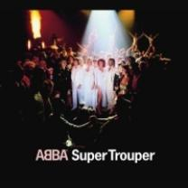 ABBA - SUPER TROUPER 1980 (POLS322, 180 gm. RE-ISSUE) POLAR/EU MINT