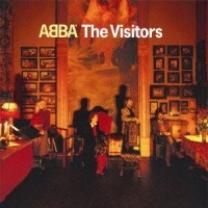 ABBA - THE VISITORS 1981 (POLS 342, 180 gm. RE-ISSUE) POLAR/UNIVERSAL/EU MINT