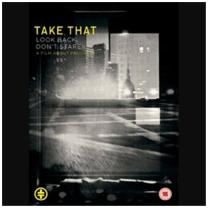 0602527577463 : TAKE THAT : LOOK BACK,DON'T STARE.A FILM ABOUT PROGRESS