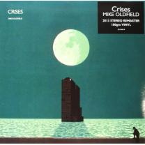 MIKE OLDFIELD - CRISES 1983/2013 (374 044-9, 180 gm.) UNIVERSAL/EU MINT