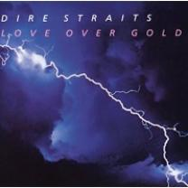 DIRE STRAITS - LOVE OVER GOLD 1978 (3752906, 180 gm., RE-ISSUE) VERTIGO/EU MINT