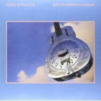 DIRE STRAITS - BROTHERS IN ARMS 2 LP Set 1985 (37529070, RE-ISSUE) GAT, VERTIGO/EU MINT