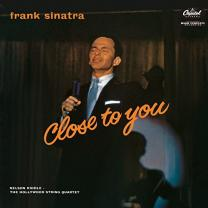 FRANK SINATRA - CLOSE TO YOU 1957/2014 (0602537862566, 180 gm.) UNIVERSAL/EU MINT