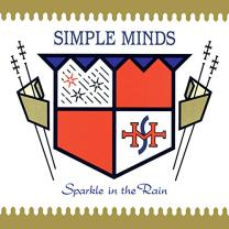 SIMPLE MINDS - SPARKLE IN THE RAIN 1/2015   (3797354, 180 gm.) UNIVERSAL/EU MINT