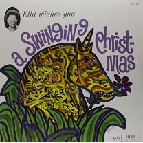 ELLA FITZGERALD - WISHES YOU A SWINGING CHRISTMAS 1960/2014 (0602537999453) UNIVERSAL/HOLL. MINT