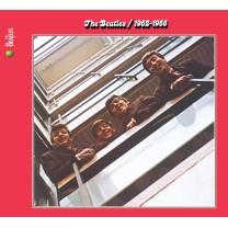 BEATLES - RED ALBUM 1962-1966 2 LP Set 2014 (0602547048455) GAT, OIS, UNIVERSAL/EU MINT