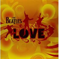 BEATLES - LOVE 2 LP Set 2006 (0602547048509, 180 gm.) GAT, BEATLES/EU MINT