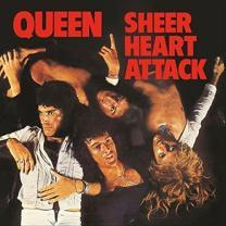 QUEEN - SHEER HEART ATTACK 1974/2015 (0602547202680, 180 gm.) UNIVERSAL/GER. MINT