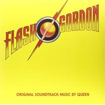 QUEEN - FLASH GORDON 1980/2015 (0602547202765, 180 gm.) UNIVERSAL/EU MINT