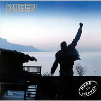 QUEEN - MADE IN HEAVEN 2 LP Set 1995/2015 (0602547288271, 180 gm.) GAT, ISLAND/EU MINT
