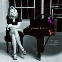 DIANA KRALL - ALL FOR YOU 2 LP Set 2016 (602547376510) GAT, VERVE/GER. MINT